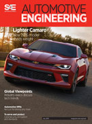 Automotive Engineering:  July 7, 2015