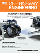 SAE Off-Highway Engineering: August 5, 2016