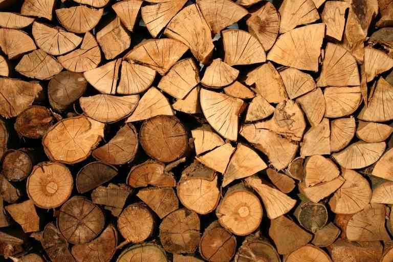Holzspalter für Holzscheite