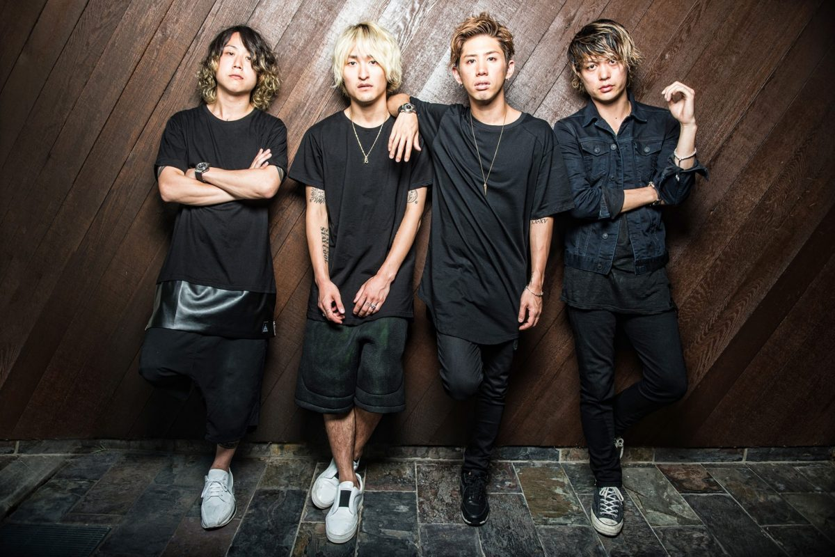 Band: ONE OK ROCK