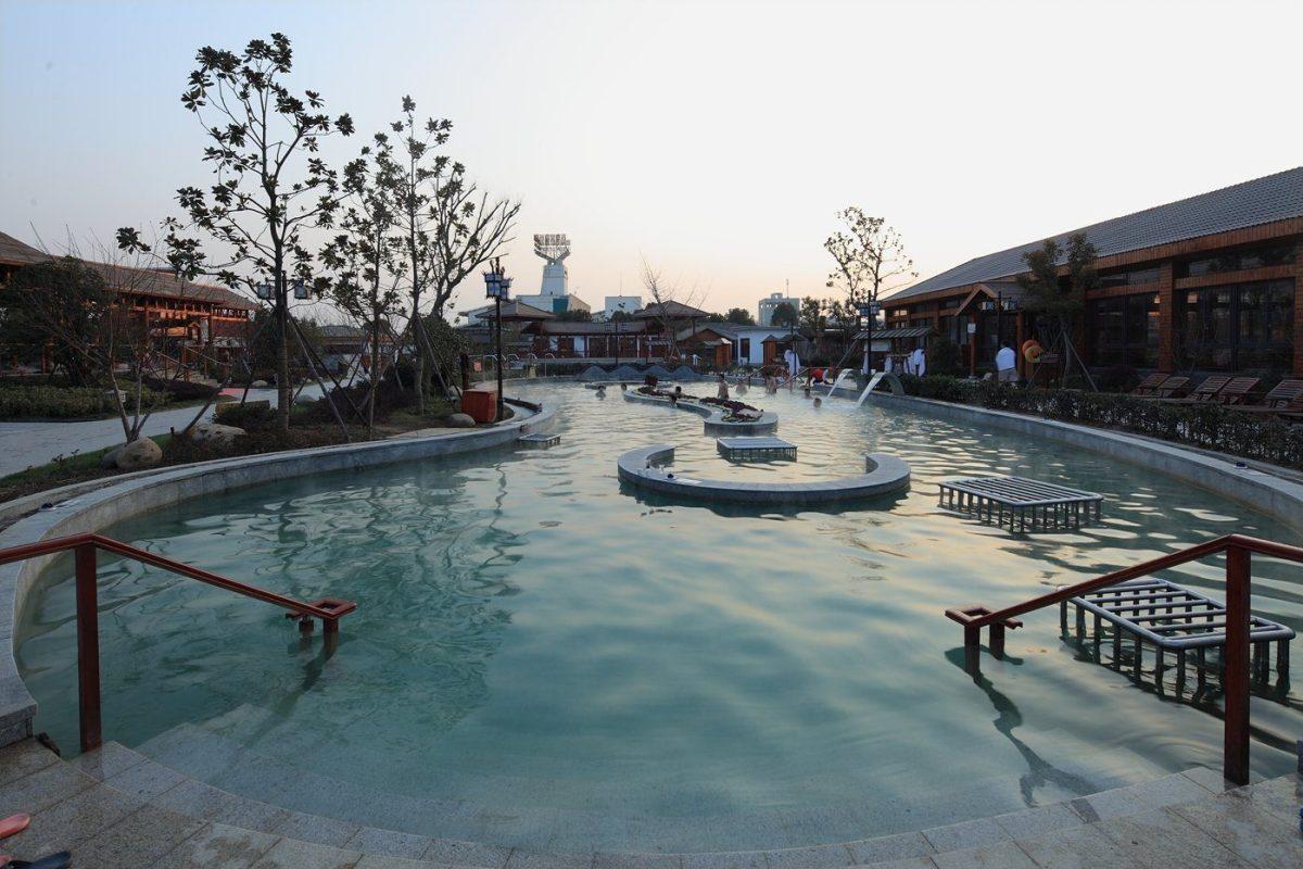 Hotel:  EA Springs Nanjing