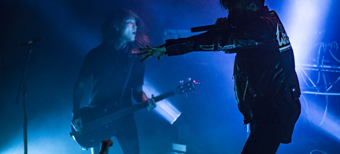 Concert review: Crossfaith at Patronaat