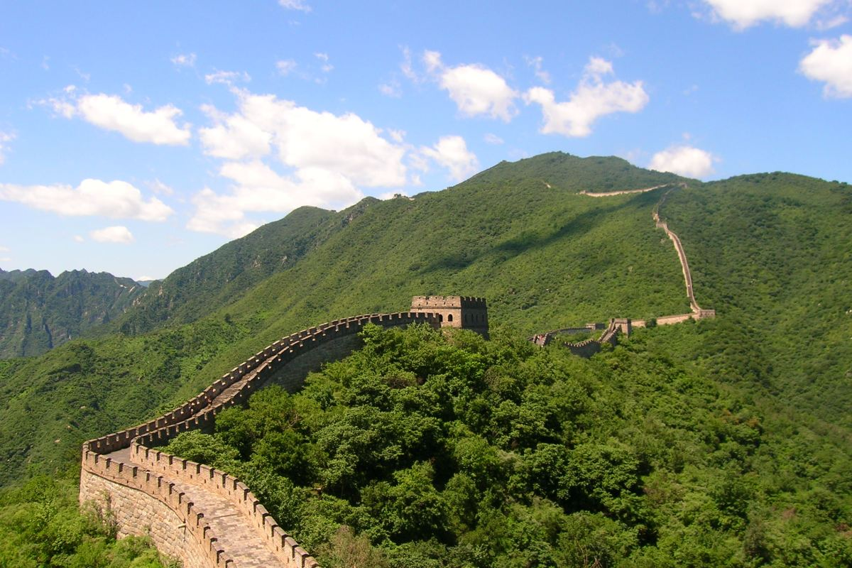 Sightseeing: Mutianyu Great Wall