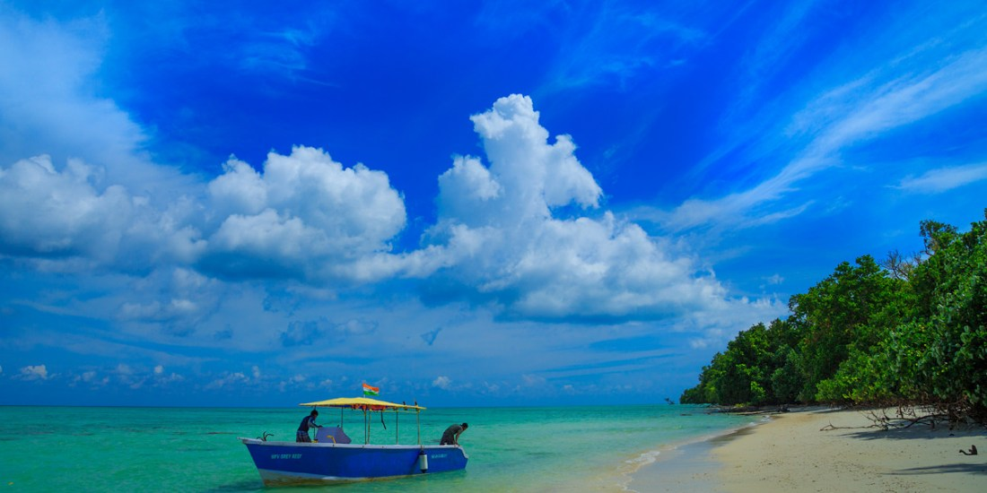 Havelock Beach Andaman