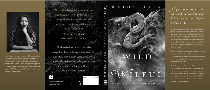 Book Review: Wild and Wilful by Neha Sinha