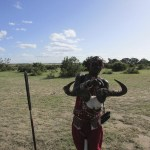 Masai are known for their distinctive customs and culture