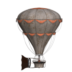 Children who go on a hot-air balloon safari must have a minimum height of 1.1 m and must be accompanied by a consenting adult but infants are not permitted