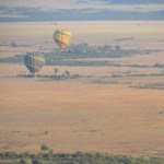 Direction of the balloon is changed by decreasing or increasing the altitude