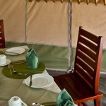 Kenya Wildlife Service acquired three hundred tents in December 2015 to promote domestic tourism