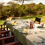 Kenya Wildlife Service acquired three hundred tents in December 2015 to promote camping tourism