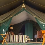 Tented camps deliver exclusive safaris for adventurous couples and families