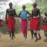 The official language of Kenya is Swahili