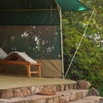 Tented Camps offer a quintessential game viewing experience