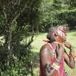 Masai is a Kenyan tribal that belongs to the Nilotic ethnic group of nomadic people