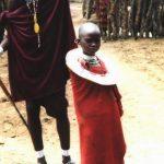 The Maasai tribe speaks Maa