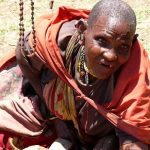The Maasai tribe speaks Maa are also schooled in English and Swahili