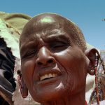 The Maasai tribe are schooled in English and Swahili
