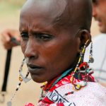 The Maasai tribe are schooled in both English and Swahili
