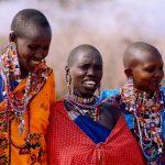 The Maasai tribe speaks Maa, Swahili and English