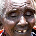 The Maasai tribe speaks English, Swahili and Maa