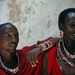The Maasai have a patriarchal society