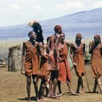 Extensive oral law covers many aspects of Maasai behavior