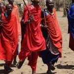 A Masai's wealth is measured in terms of children he has and cattle he owns