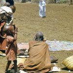 Traditionally Masai tribe do not bury their dead