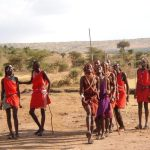 Traditionally Masai tribe do not bury their dead because they believe that burials harm the soil