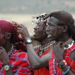 Masai tribe do not bury their dead because they believe that burials harm the soil