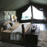 Tented accommodation offers a culturally enriching pastoral getaway