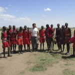 Maasai s speak in a language called Maa
