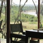 Tented accommodation offer a quintessential game viewing experience