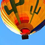 Anyone who is fit enough to stand for about an hour and to hop in and out of the basket can go on hot-air balloon safaris