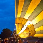 Hot air balloons have the best safety standard record by far in the aviation industry
