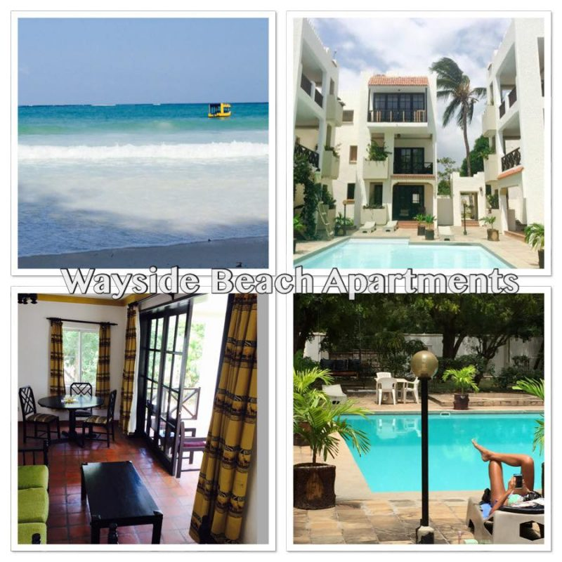 One, Two and Three bedroom fully furnished apartments set in a secure compound