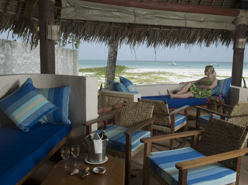 Peponi beach lounge