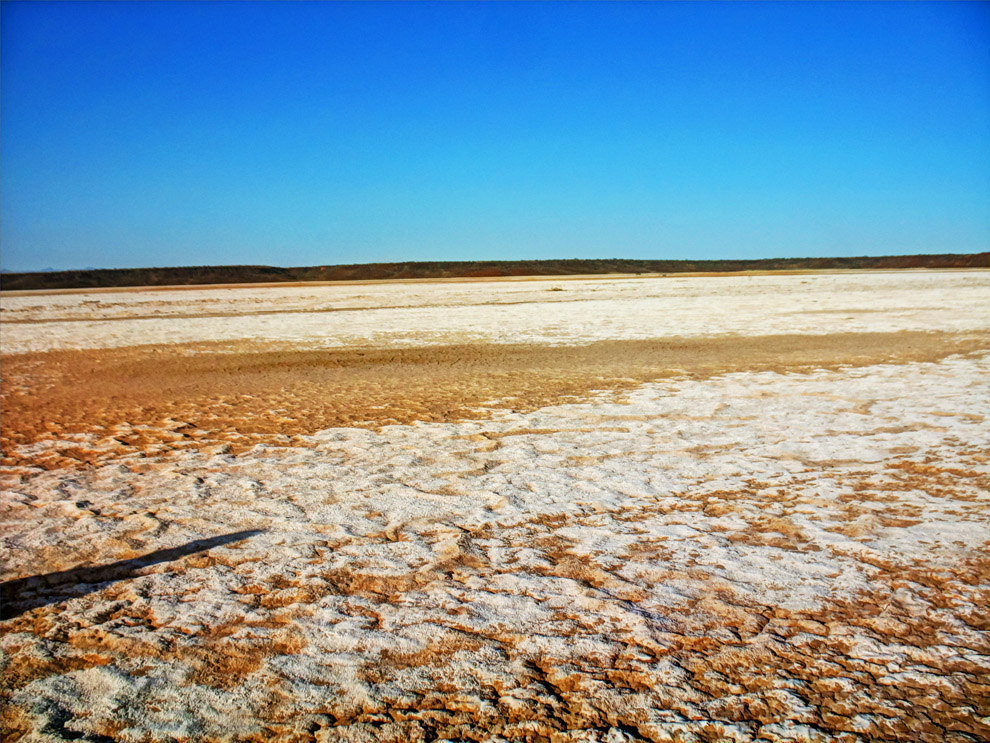 Chalbi Desert_Salt pan view