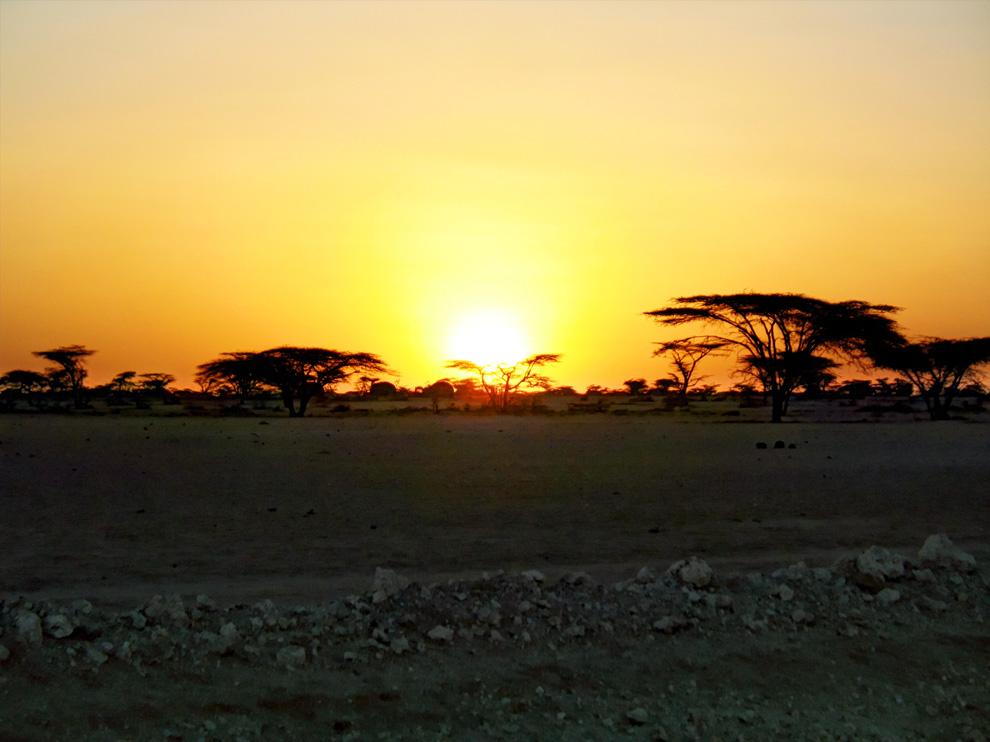 Chalbi Desert_Sunset