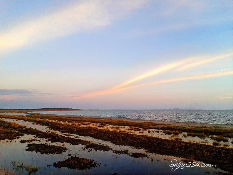 Koobi Fora Camp_Lake Turkana Sunset3