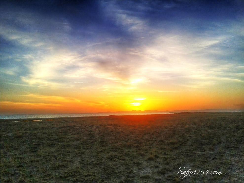 Koobi Fora Camp_Lake Turkana Sunset7