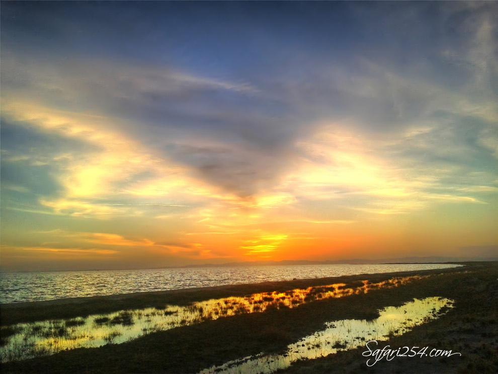Koobi Fora Camp_Lake Turkana Sunset8