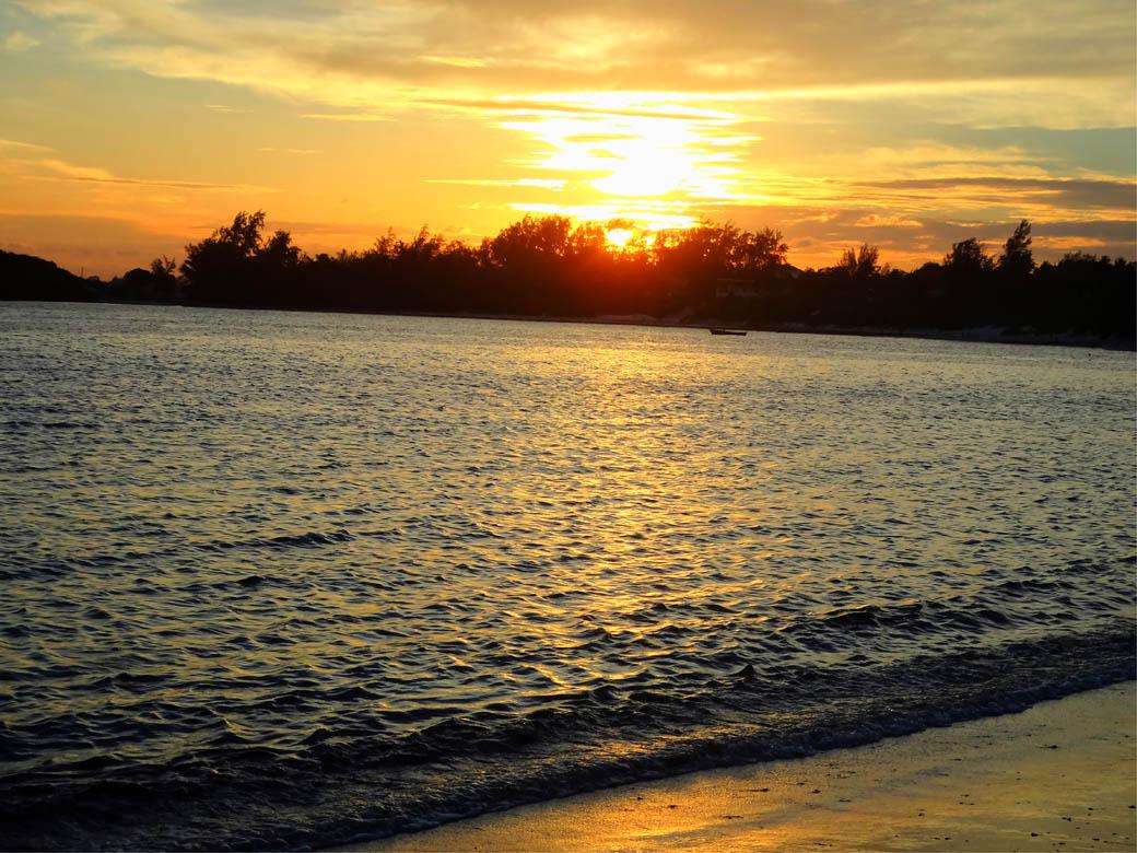 Watamu sunset