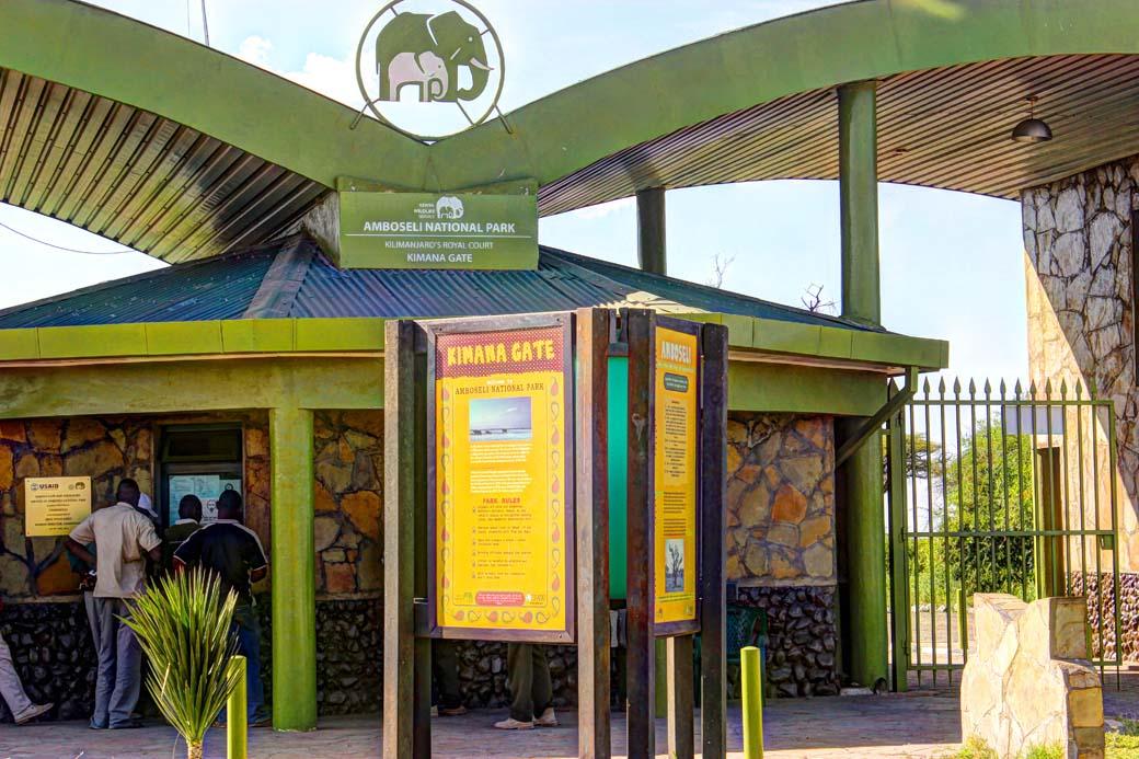 Amboseli National Park_Gate