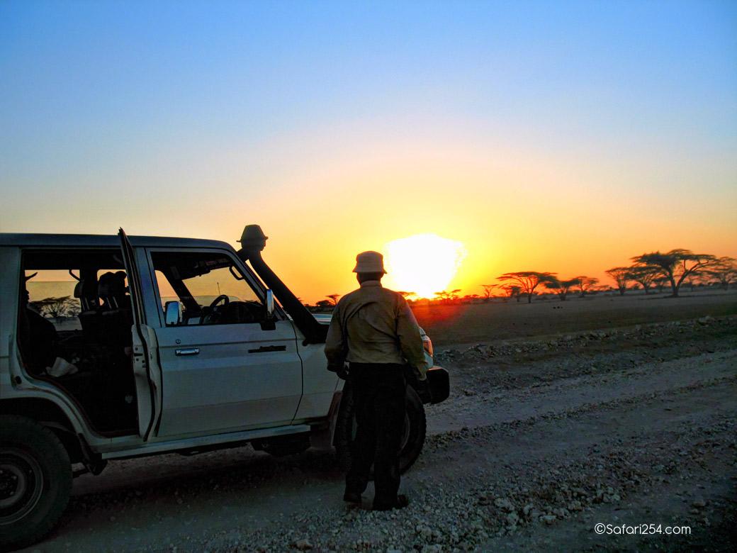 Northern Kenya_chalbi desert