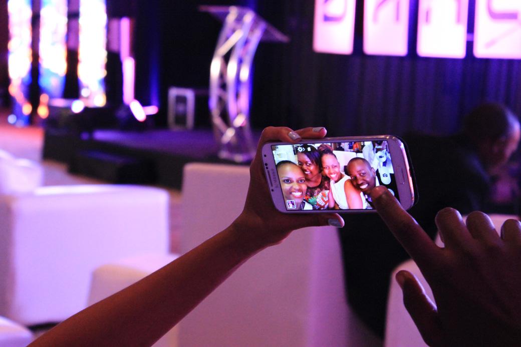 BAKE awards 2014_ selfie