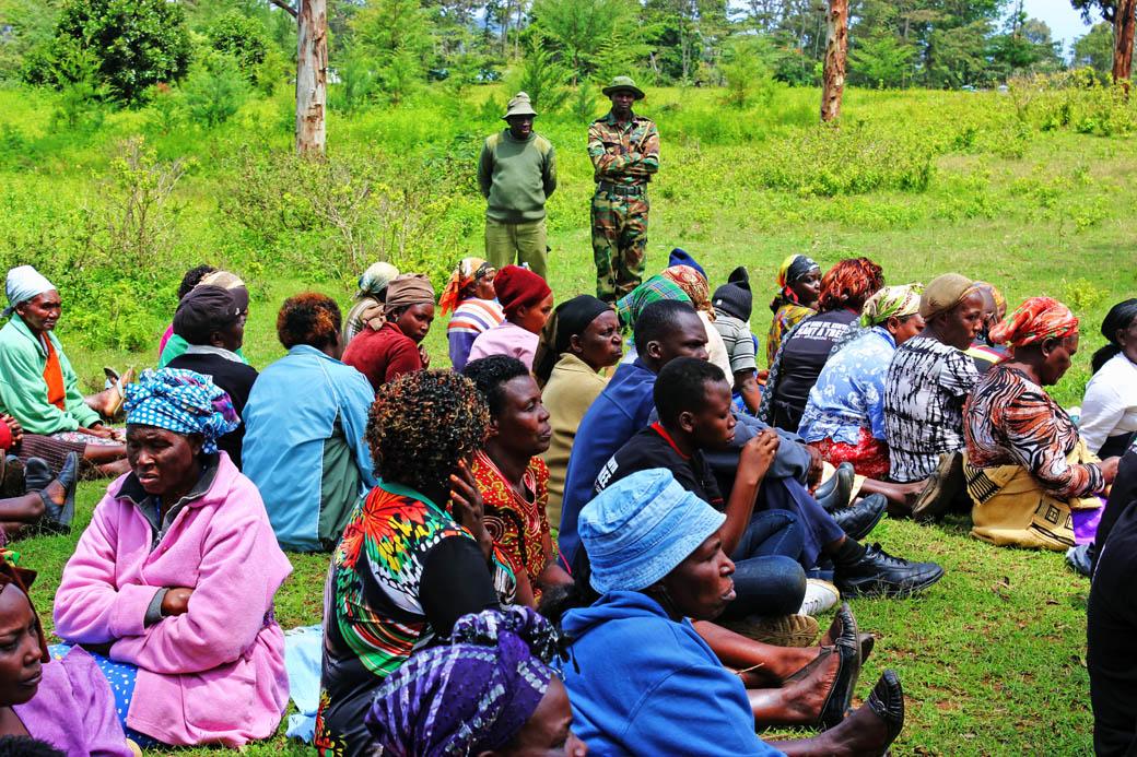 Save Mount Kenya _local community