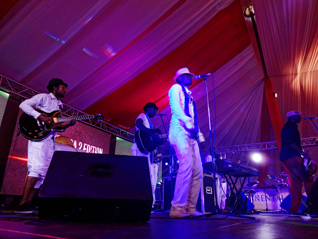 Koroga Festival_The Villagers Band1