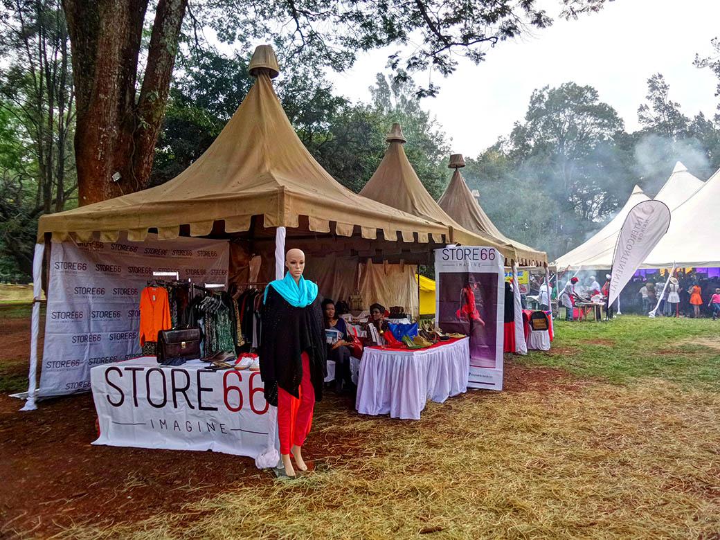 Koroga Festival_stalls