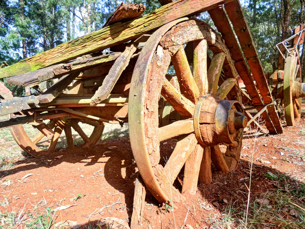 Karen Blixen Museum_Farm equipment1
